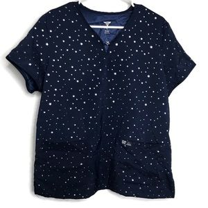 Koi  Tech Navy Silver Limited Edition Stars